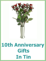 10th anniversary gifts for your wife