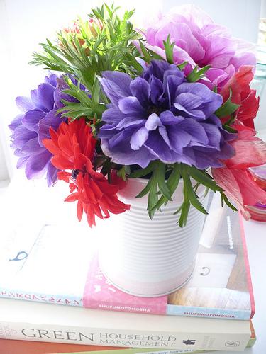 homemade 10 year anniversary gift vase