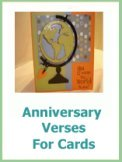 anniversary verses