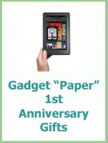 gadget 1st anniversary gifts