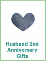 husband 2nd anniversary gift ideas