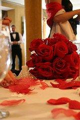 40th wedding anniversary centerpieces