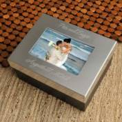 1st anniversary photo and memory box