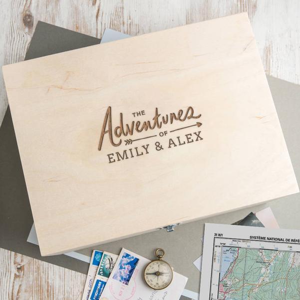1st anniversary box
