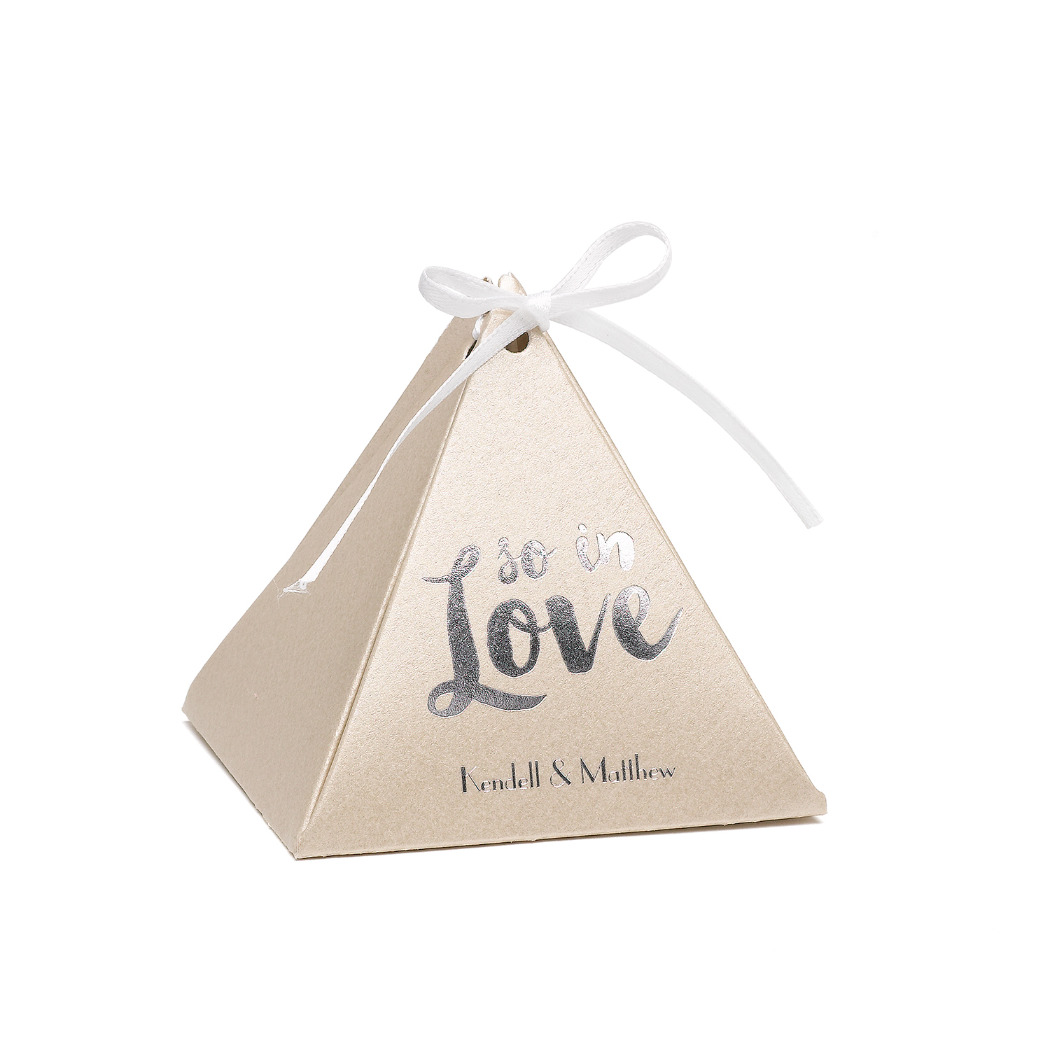 personalized anniversary favor boxes