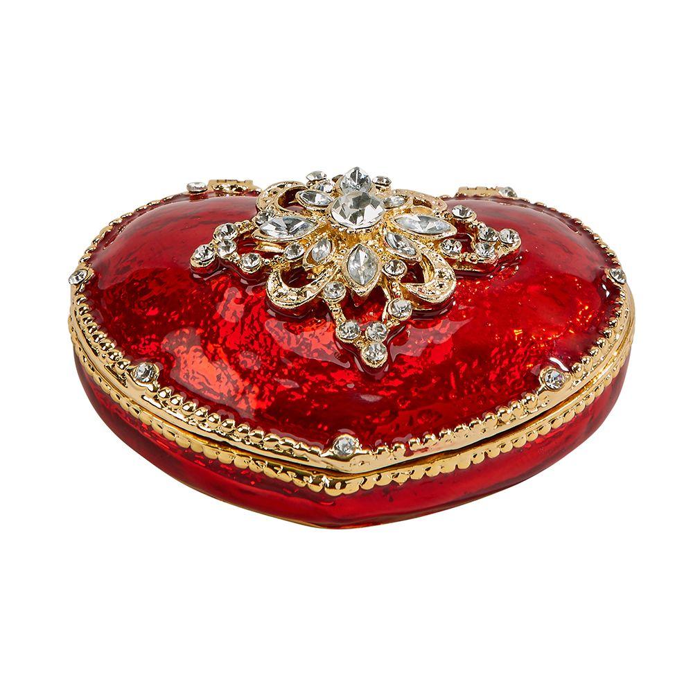 40th anniversary jewelry box