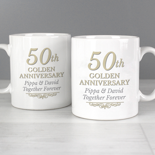 personalized family tree anniversary coffee mug