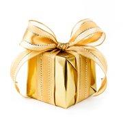 gold anniversary gift