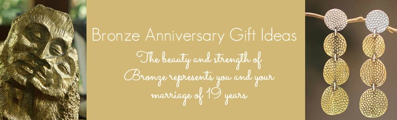 19th wedding anniversary gifts for her
