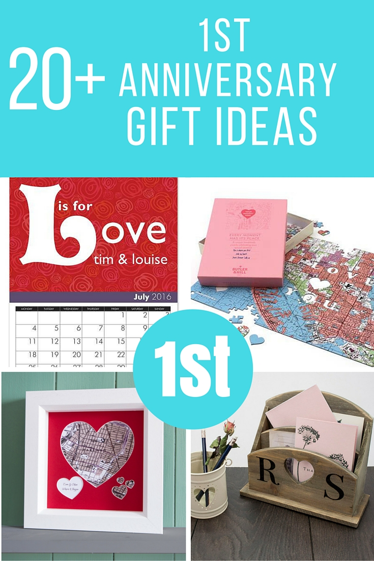 21 Most Romantic 1st Wedding Anniversary Gift Ideas In Paper