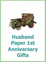 1 year anniversary gifts for your husband