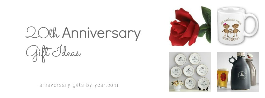 Wedding Anniversary Gifts 20 Years: 20th Wedding Anniversary Gift Ideas