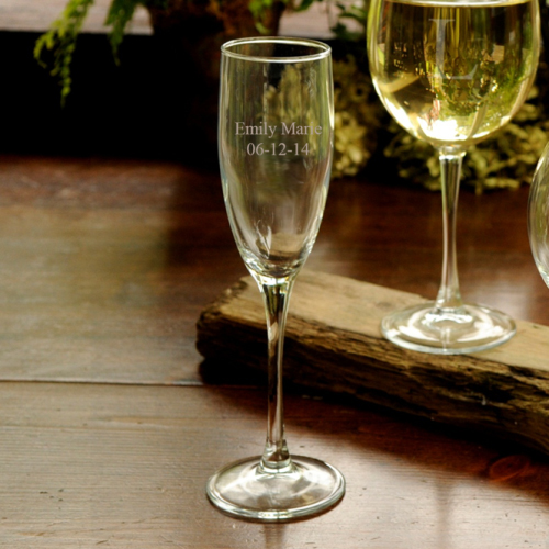 Engraved Toasting Glasses