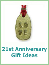 List Of Modern Wedding Anniversary Gifts By Year : Also the modern anniversary list has every anniversary on it, whereas ...
