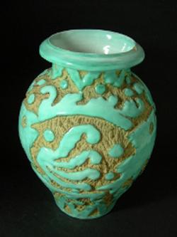 35th anniversary vase