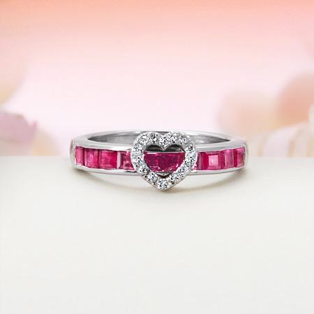 40th anniversary symbol - ruby