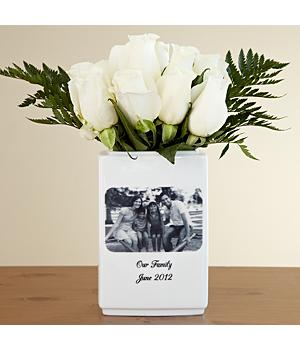 personalized pottery vases