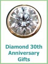 diamond 30th anniversary