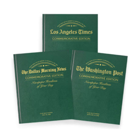 60th wedding anniversary gift - An Anniversary memory book