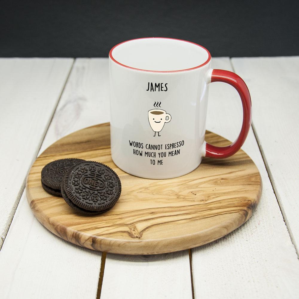 espresso love mug