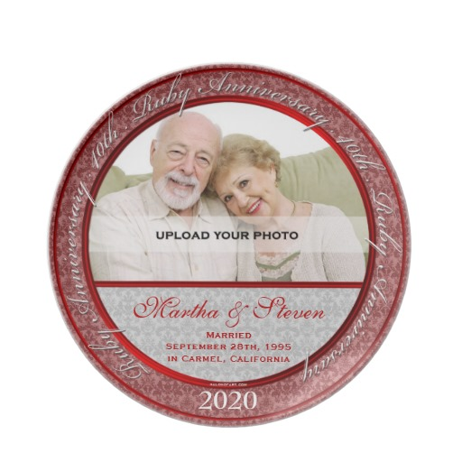 Ideas For 40th Wedding Anniversary Gifts: 40th Anniversary Traditional Gift Ideas
