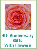 4 year anniversary gifts ideas
