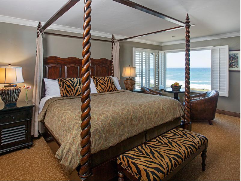 blue dolphin inn, california romantic hotel