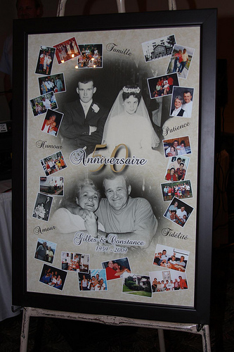 50th Wedding Anniversary Party Ideas Real Life Inspiration