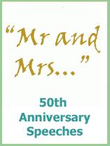 50th anniversary speeches