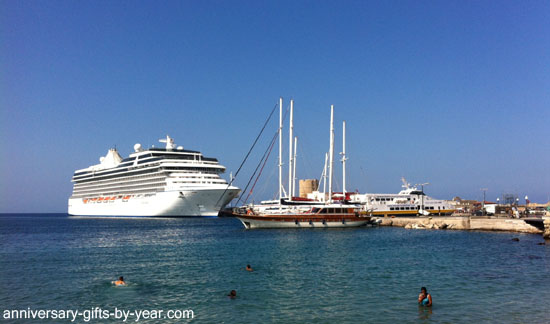 anniversary cruise ideas