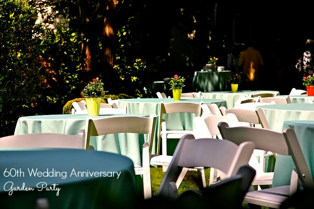 60th Wedding Anniversary Party Ideas Perfect For A