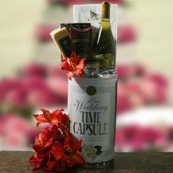 wedding time capsule