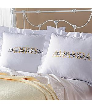 2nd anniversary personalized pillows