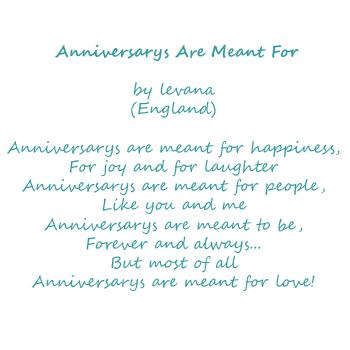 Unique sixtieth wedding anniversary poems