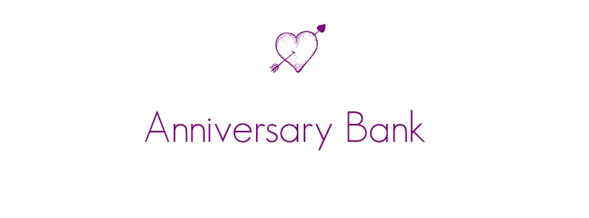 anniversary bank printable