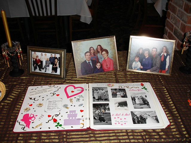 Ideas For A 40th Wedding Anniversary Party: Fabulous 40th Wedding Anniversary Party Ideas