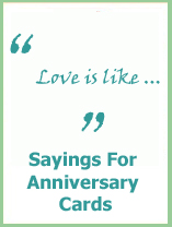 wedding anniversary sayings