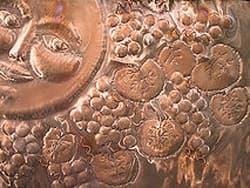 7th anniversary symbol - copper