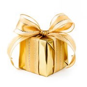 50 wedding anniversary gold gift