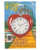 anniversary heart clock