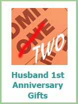 Lots of Anniversary Gifts For Your Husband