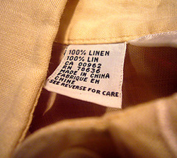 4th anniversary gift is linen