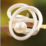 handcrafted anniversary pearl jewelry