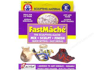 instant paper mache