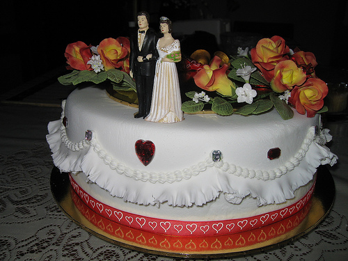 wedding cake on anniversary tradition anniversary ideas for parents 23338