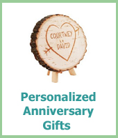 personalized anniversay gifts