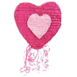 pinata 1st anniversary heart
