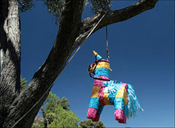 pinata for your 1st anniversary gift