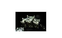 3 diamond anniversary rings