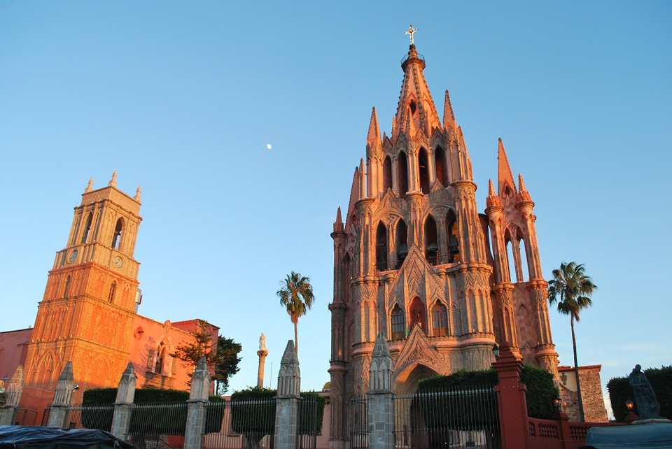 romantic mexico vacations - san miguel de allende